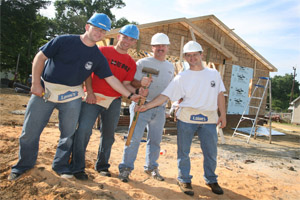 Working Together: Partnership Between Resiliency and Sustainability