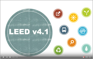 What is LEED v4.1?